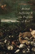 Cover for Animal Suffering and the Problem of Evil