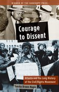 Cover for Courage to Dissent