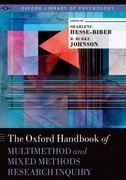Cover for The Oxford Handbook of Multimethod and Mixed Methods Research Inquiry