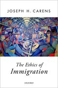 Cover for The Ethics of Immigration