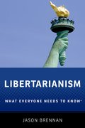Cover for Libertarianism