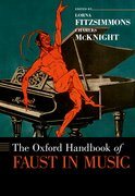 Cover for The Oxford Handbook of Faust in Music