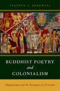 Cover for Buddhist Poetry and Colonialism