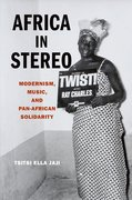 Cover for Africa in Stereo