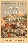 Cover for The Trouble with Empire
