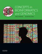 Cover for Concepts in Bioinformatics and Genomics - 9780199936991