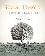 Cover for Social Theory
