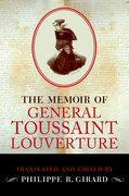 Cover for The Memoir of Toussaint Louverture