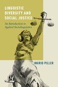 Cover for Linguistic Diversity and Social Justice