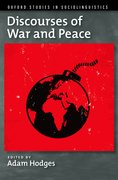 Cover for Discourses of War and Peace