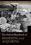 Cover for The Oxford Handbook of Hoarding and Acquiring