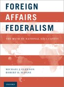 Cover for Foreign Affairs Federalism