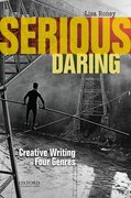 Cover for Serious Daring