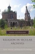 Cover for Religion in Secular Archives