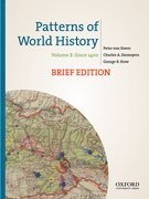 Cover for Patterns of World History, Brief Edition