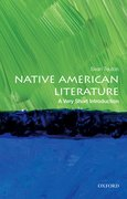 Cover for Native American Literature: A Very Short Introduction