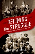 Cover for Defining the Struggle