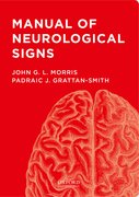Cover for Manual of Neurological Signs
