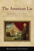 Cover for The American Lie