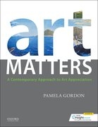 Cover for Art Matters