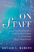 Cover for On Staff