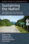 Cover for Sustaining the Nation