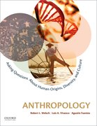 Cover for Anthropology
