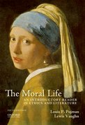 Cover for The Moral Life