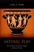 Cover for Satyric Play