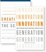 Cover for Innovation Generation and Creativity in the Sciences