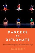 Cover for Dancers as Diplomats