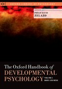 Cover for The Oxford Handbook of Developmental Psychology, Vol. 1