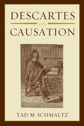 Cover for Descartes on Causation