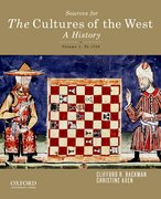 Cover for Sourcebook for The Cultures of the West, Volume One