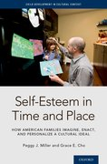 Cover for Self-Esteem  in Time and Place - 9780199959723