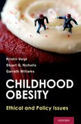 Childhood Obesity Ethical and Policy Issues