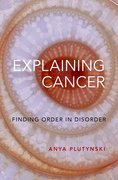 Cover for Explaining Cancer