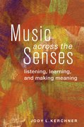 Cover for Music Across the Senses