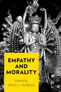 Cover for Empathy and Morality