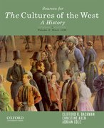 Cover for Sourcebook for The Cultures of the West, Volume Two