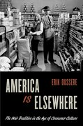 Cover for America Is Elsewhere
