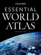 Cover for Essential World Atlas