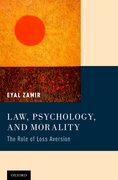 Cover for Law, Psychology, and Morality