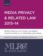 Cover for MLRC 50-State Survey: Media Privacy and Related Law 2013-14