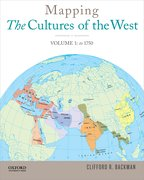 Cover for Mapping the Cultures of the West, Volume One