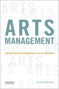 Cover for Arts Management