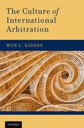 Cover for The Culture of International Arbitration