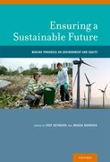 Cover for Ensuring a Sustainable Future