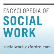 Cover for Encyclopedia of Social Work