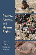 Cover for Poverty, Agency, and Human Rights